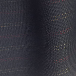 HC1106 - MIDNIGHT with RED GOLD Pin Stripes (280 grams / 9 Oz)