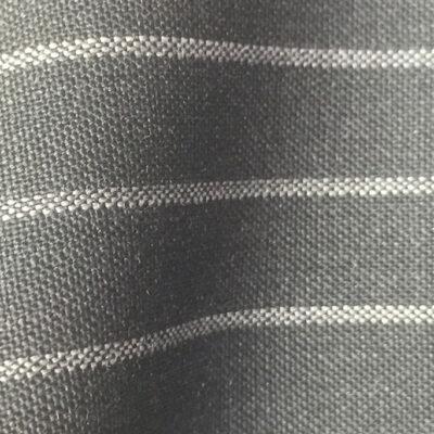 HC1112 - LIGHT GREY Chalk Stripe (280 grams / 9 Oz)