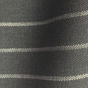 HC1113 - MID GREY Chalk Stripe (280 grams / 9 Oz)