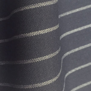 HC1114 - NAVY Chalk Stripe (280 grams / 9 Oz)