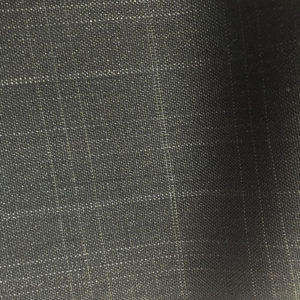 HC1128 - CADET GREY Fancy Check (280 grams / 9 Oz)