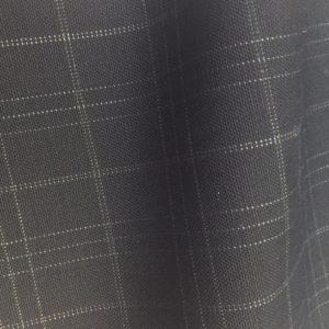 HC1129 - BLACK Fancy Check (280 grams / 9 Oz)