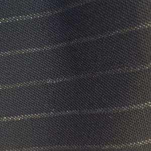 HC1132 - CHARCOAL Narrow Chalk Stripe (280 grams / 9 Oz)