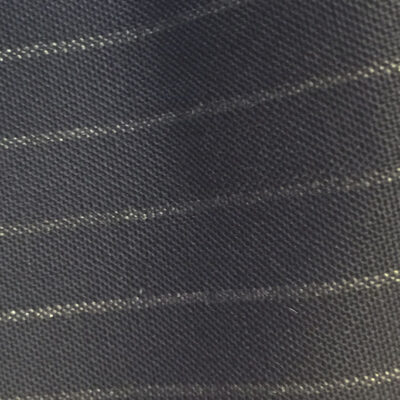 HC1133 - MIDNIGHT Narrow Chalk Stripe (280 grams / 9 Oz)