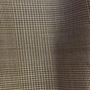 HC1144 - FAWN Prince of Wales OLIVE Overcheck (280 grams / 9 Oz)