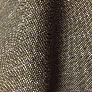 HC1203 - FAWN with Lilac Pin Stripe (350 grams / 12 Oz)