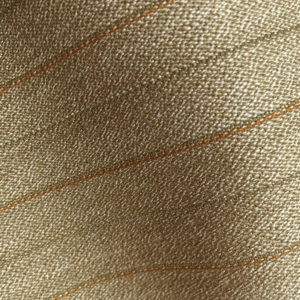 HC1209 - SAND with Orange Olive Pin Stripe (350 grams / 12 Oz)