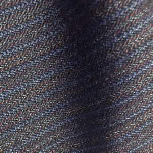 HC1213 - BLUE with Blue Red Orange Pin Stripe (350 grams / 12 Oz)