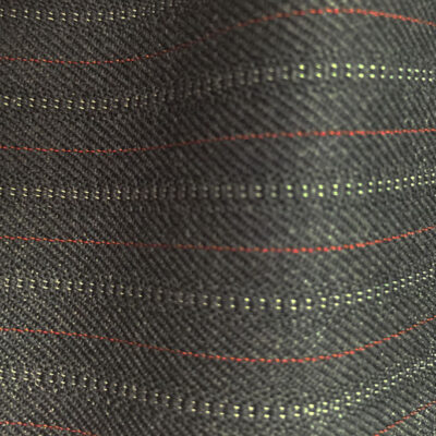 HC915 - GREY with WHITE RED PINS (380-400 grams / 13-14 Oz)