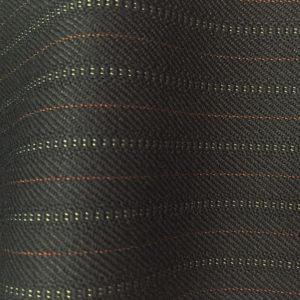 HC916 - BLACK with WHITE GOLD PINS (380-400 grams / 13-14 Oz)