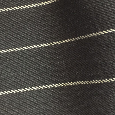 HC924 - CHARCOAL GREY with WHITE ROPE (380-400 grams / 13-14 Oz)