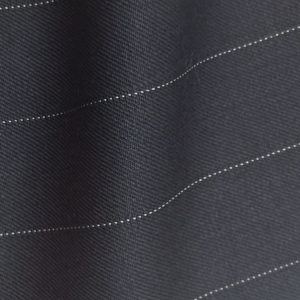 HC934 - NAVY Wide Pin Stripe (380-400 grams / 13-14 Oz)