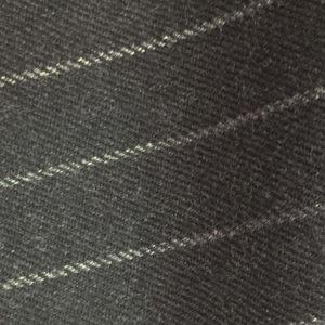 HC939 - GREY Chalk Stripe (380-400 grams / 13-14 Oz)