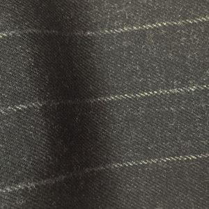 HC941 - CHARCOAL GREY Wide Chalk Stripe (380-400 grams / 13-14 Oz)