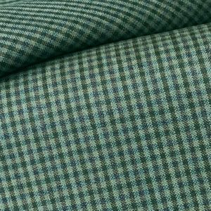 HT2017 - Green Black Blue Country Check (260 grams / 8 Oz)
