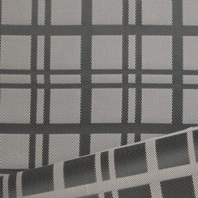 HTL 7021 - Dk Grey W/Silver Check