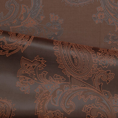 HTL 7035 - Large Paisley Brown