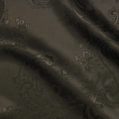 HTL 7043 - Large Paisley Charcoal