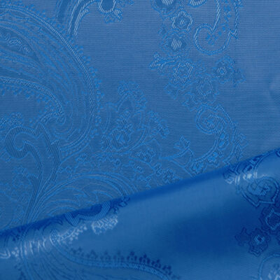 HTL 7045 - Large Paisley French Blue