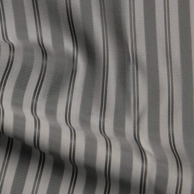 HTL 7072 - Silver Self Stripe