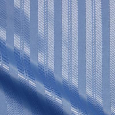 HTL 7074 - Sky Blue Self Stripe