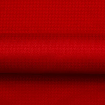 HTL 7116 - Hounds Tooth Red