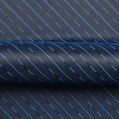 HTL 7187 - Twill Self Stripe Navy