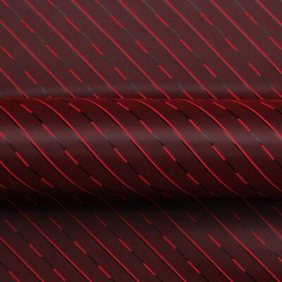 HTL 7188 - Twill Self Stripe Ruby