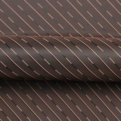 HTL 7190 - Twill Self Stripe Bronze