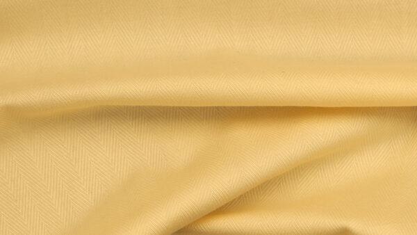 HTS 0064 - Easy-Care Herringbone Yellow