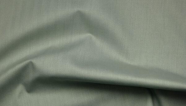 HTS 0069 - Easy-Care Herringbone Sage Green