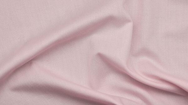 HTS 0074 - Easy-Care Herringbone Pink