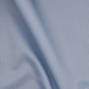 HTS 0076 - Easy-Care Micro Herringbone Sky Blue