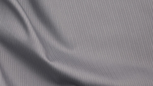 HTS 0080 - Easy-Care Micro Herringbone Dove Grey