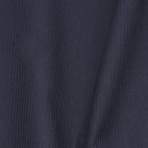 HTS 0085 - Easy-Care Micro Herringbone Navy Blue