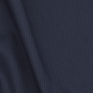 HTS 0107 - Easy-Care Micro Diagonal Navy Blue