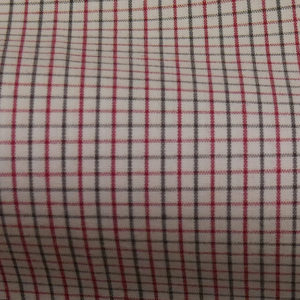 HTS 5060 - Peach Check Red Grey