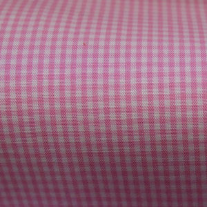 HTS 8437 - Micro Gingham Pink