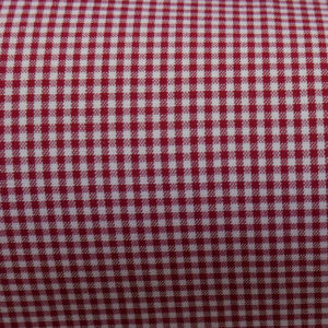 HTS 8439 - Micro Gingham Red