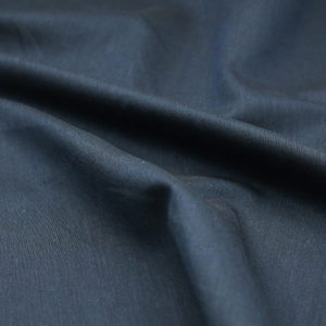 HTS 8541 - Easy Iron Two-Tone Twill Navy Blue/ Midnight Blue