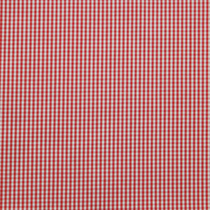 HTS 8607 - Micro Gingham Red