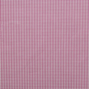 HTS 8610 - Micro Gingham Cerise