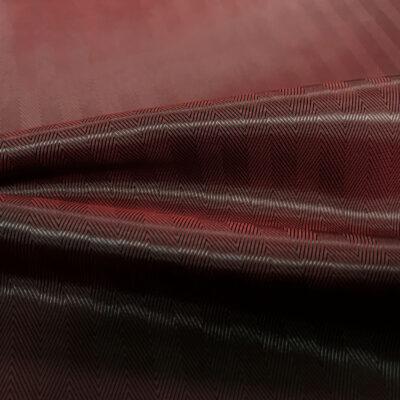 HTL 7246 Red Herringbone