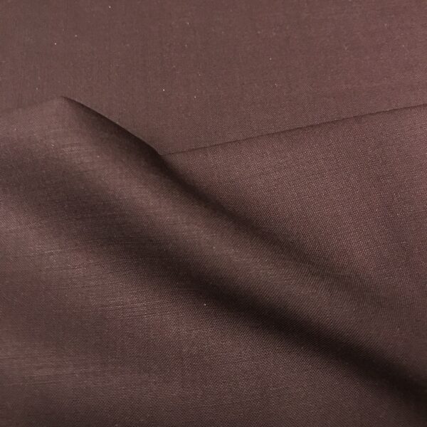 SAL1 - Maroon Plain Super 150 Wool & Cashmere