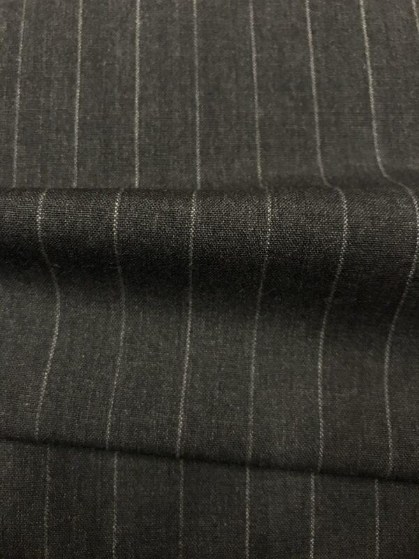 SAL11 - S120 Grey W/ White Stripe