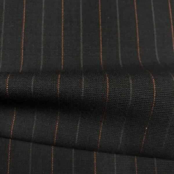 SAL32 - Black W/ Pink and Orange Pin