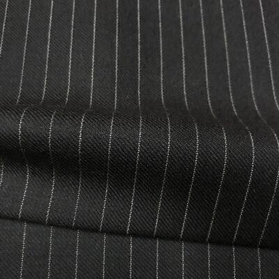 SAL37 - Pure New Wool Navy W/ White Pin
