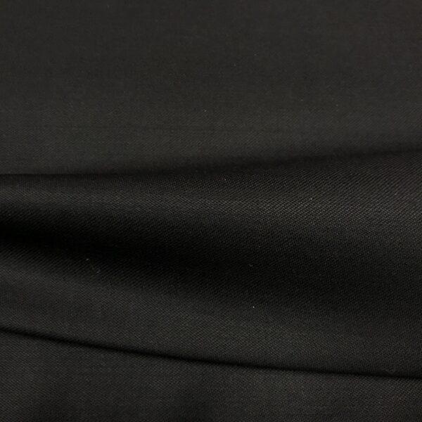 SAL42 - S90 Mohair Black Twill