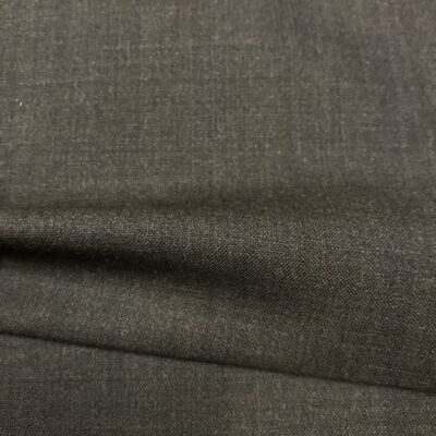 SAL51 - Merino All Wool Mid Grey Plain