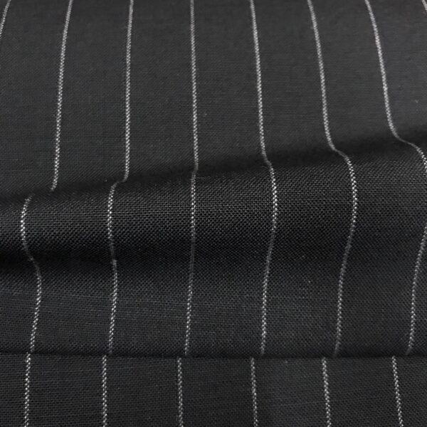 SAL56 - Meino Wool Navy W/ White Pin